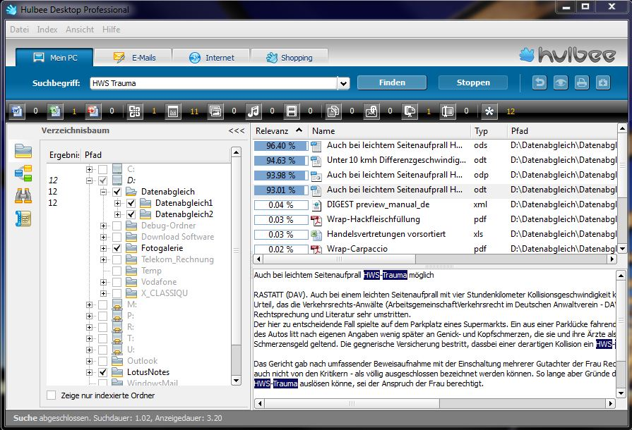 Hulbee AG – The Swiss software technology company  | Desktop Search